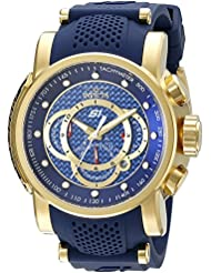 Invicta Men's 19330 S1 Rally Analog Display Quartz Blue Watch