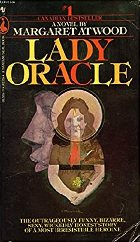 margaret atwood lady oracle