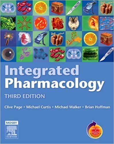 Download E Book For IPad Integrated Pharmacology 3rd Edition By Clive Page Brian Hoffman Michael Curtis Walker
