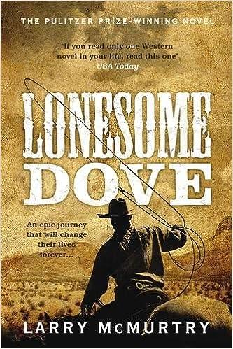 802d79d587da1 Lonesome Dove  Amazon.co.uk  Larry McMurtry  8601200580310  Books