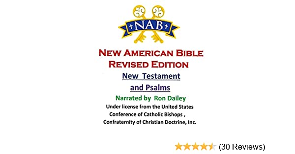 Amazon com: New Testament and Psalms (Audible Audio Edition