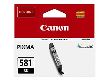 Canon CLI-581 BK Cartucho de tinta original Negro para ...