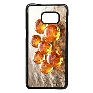 Samsung Galaxy S6 Edge Plus Cell Phone Case Black Dragon Ball Z F5110431