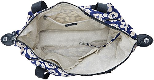 Kipling Bag Multicolour Art Women's Kipling Flower Cross Bold body Women's OqgwSW