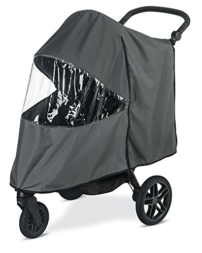 (Britax B-Free Stroller Wind and Rain Cover)