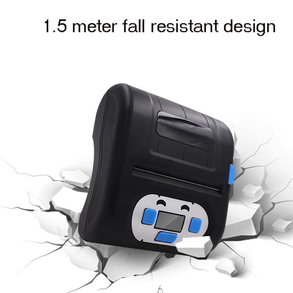 BAIYI Portable Bluetooth Label Printer Waterproof Drop-Proof One-Button Printing Express Label Printer by BAIYI (Image #7)