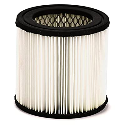 Shop Vac Ash Vacuum Replacement HEPA Cartridge Filter by Jensen Distribution Services