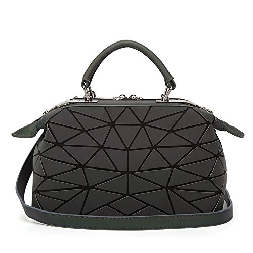 Crossbody Lattice A Geometry Handbag Fashion Crossbody Diamond Fashion Geometry A Diamond Lattice Handbag XzwxdqpC