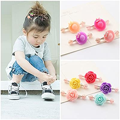 . Korean children Lara clip spring clip baby headwear baby girls hairpin clip edge clip hairpin hair accessories for women girl lady