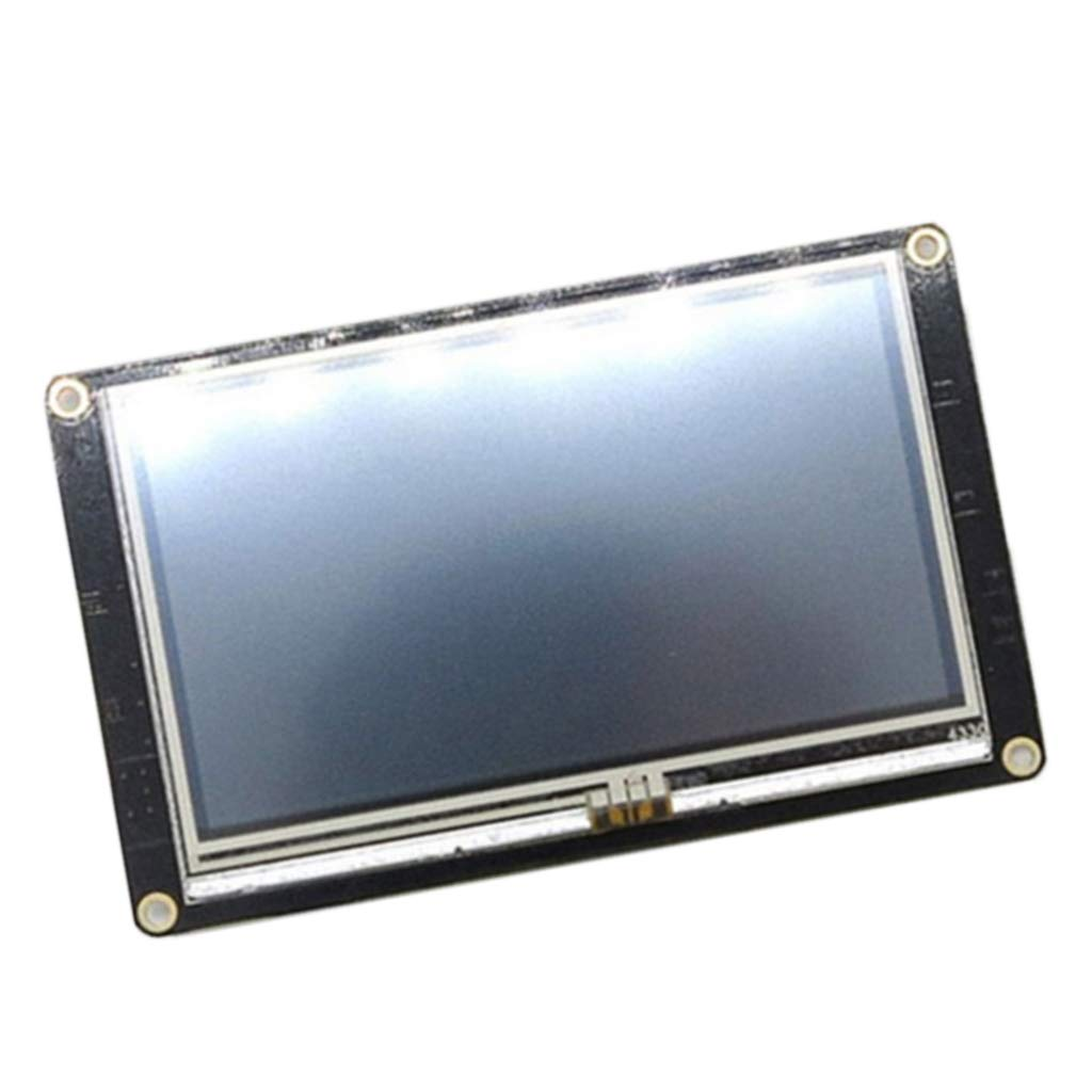 Baosity 4.3 Inch HMI LCD Display Module TFT Touch Panel for NX4827K043 Enhanced, Support GPIO by Baosity (Image #1)