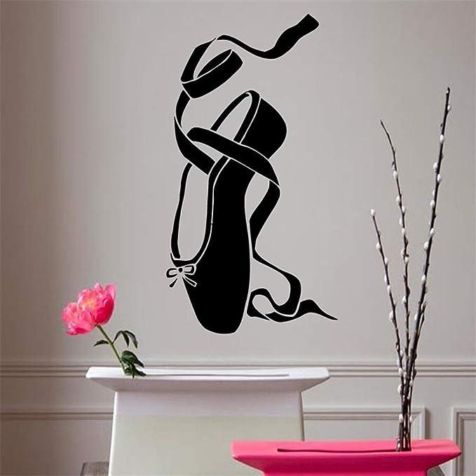 pegatina decorativas de pared ballet