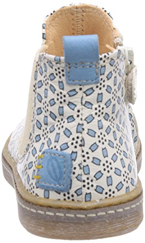 OCRA 494VD Unisex-Kinder Kurzschaft Stiefel Mehrfarbig (LAGO)