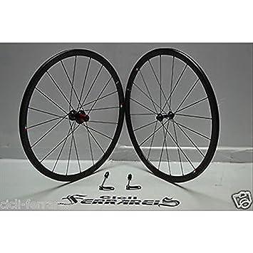 Ruedas Gipiemme Tecno 716 Light duroxal corsa-ciclocross-crono Triatlon Strada: Amazon.es: Deportes y aire libre