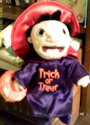 Disney's Lilo & Stitch 2005 Happy Halloween Lilo Witch Bean Plush 9