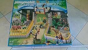 Playmobil - Set Zoo - 5921