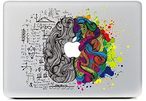 eDesign Removable Stickers MacBook Unibody product image