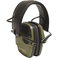Howard Leight por Honeywell Impact Sport - Sound Amplifying Ear Muffs for Electronic Shooting