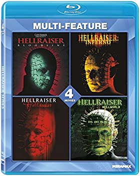 Hellraiser Collection on Blu-ray