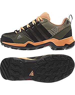 Outdoor AX2 CP Hiking Shoe – Kid's Clay/Black/Chalk White 5