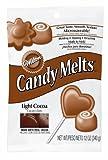 Wilton 1911-1513 Candy Melts, 12-Ounce, Light Cocoa