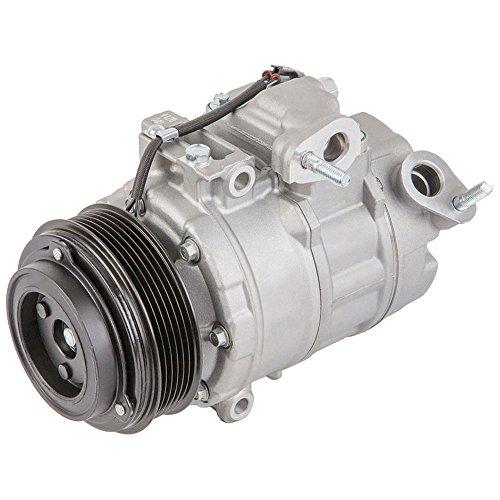 Explorer Compressor (Brand New Premium Quality AC Compressor & A/C Clutch For Ford Explorer - BuyAutoParts 60-03212NA New)