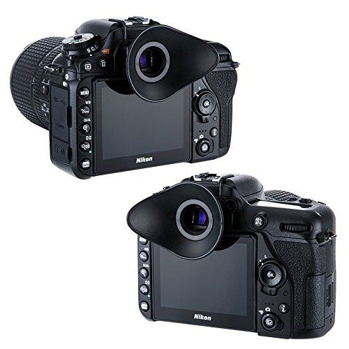 JJC Eyecup Eyepiece Viewfinder Eyeshade for Nikon D3500