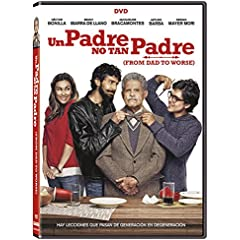 UN PADRE NO TAN PADRE arrives on DVD and Digital HD June 13 from Lionsgate