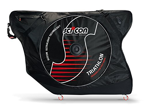 SCICON(シーコン) エアロコンフォートプラス トライアスロン キャスター付き輪行バッグ B00L25VVSM