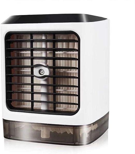 ramonde Enfriador de Aire, Aire ártico, Enfriador de Espacio Personal, Mini Enfriador de Aire portátil, humidificador y purificador de Aire para Dormitorio, Oficina: Amazon.es: Hogar