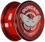 Genuine Duncan Butterfly® Yo Yo Classic Toy Red