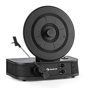 Auna verticalo S • tocadisco vinilo: Amazon.es: Electrónica