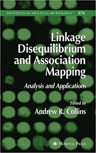Book Linkage Disequilibrium and Association Mapping: Analysis and Applications (Methods in Molecular Biology) (2010-05-19)