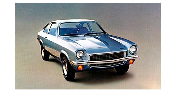 Amazon Com 1972 Chevrolet Vega Automobile Photo Poster