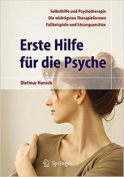 Book Erste Hilfe Fur Die Psyche