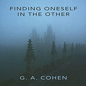 Finding Oneself in the Other Audiobook