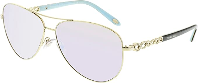b86892a0deea Tiffany Womens   Co. Women s 0Tf3049b 58Mm Sunglasses at Amazon ...