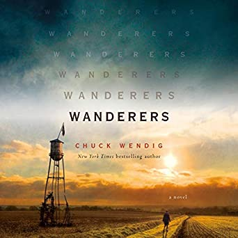 Wanderers by Chuck Wendig science fiction and fantasy book and audiobook reviews