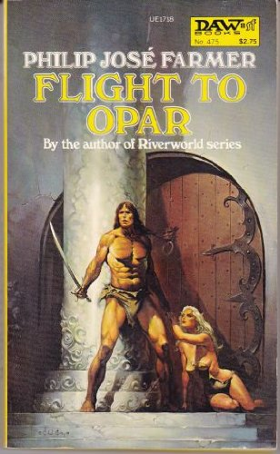 book cover of Flight to Opar