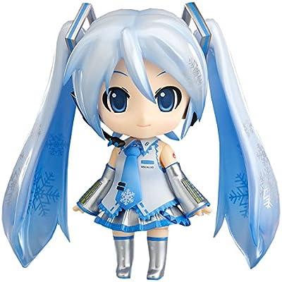 Good Smile Snow Miku: Nendoroid Action Figure: Toys & Games