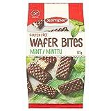 Semper Gluten Free Chocolate & Mint Wafer Bites - 125g