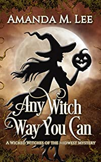 Any Witch Way You Can by Amanda M. Lee ebook deal