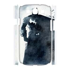 DIY Printed Hero hard plastic case skin cover For Samsung Galaxy S3 I9300 SN9V492384