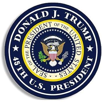 Amazon Com American Vinyl Trump Is My President Sticker