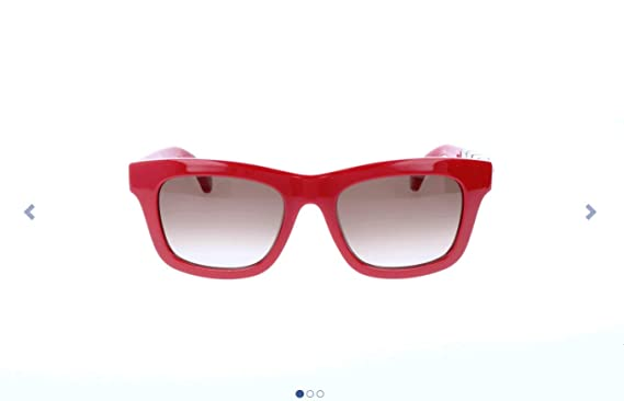 Valentino Gafas de Sol V691S 53 (53 mm) Rojo: Amazon.es ...