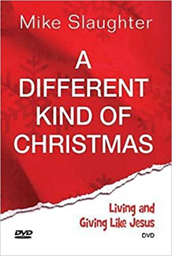 A Different Kind of Christmas DVD: Mike Slaughter: 9781426753541 ...