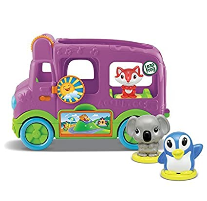 LeapFrog Learning Friends Adventure Bus Color May Vary