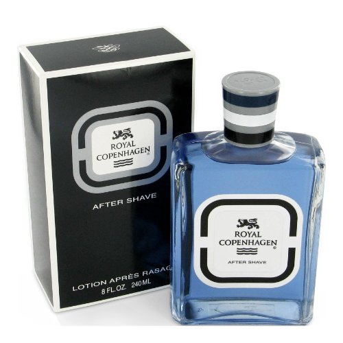 Royal Copenhagen By Royal Copenhagen For Men. Aftershave Lotion 8 - Bottle Lotion Shave
