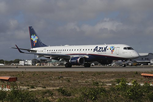 embraer-190-from-azul-brazilian-airlines-at-natal-airport-brazil-poster-print-34-x-22