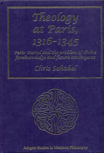 Theology at Paris, 1316–1345: Peter Auriol and