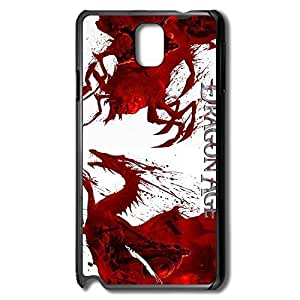 Dragon Age Friendly Packaging Case Cover For Samsung Note 3 - Funny Cover